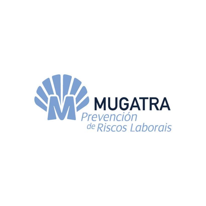 Identidad corporativa de Mugatra 0