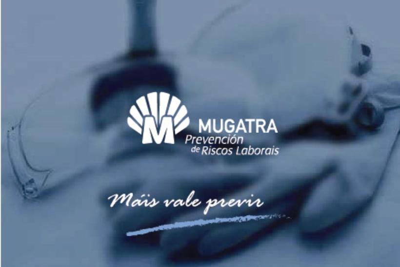 Identidad corporativa de Mugatra 1