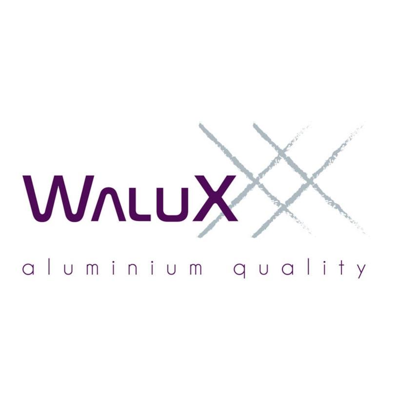 Identidad corporativa de Walux 0