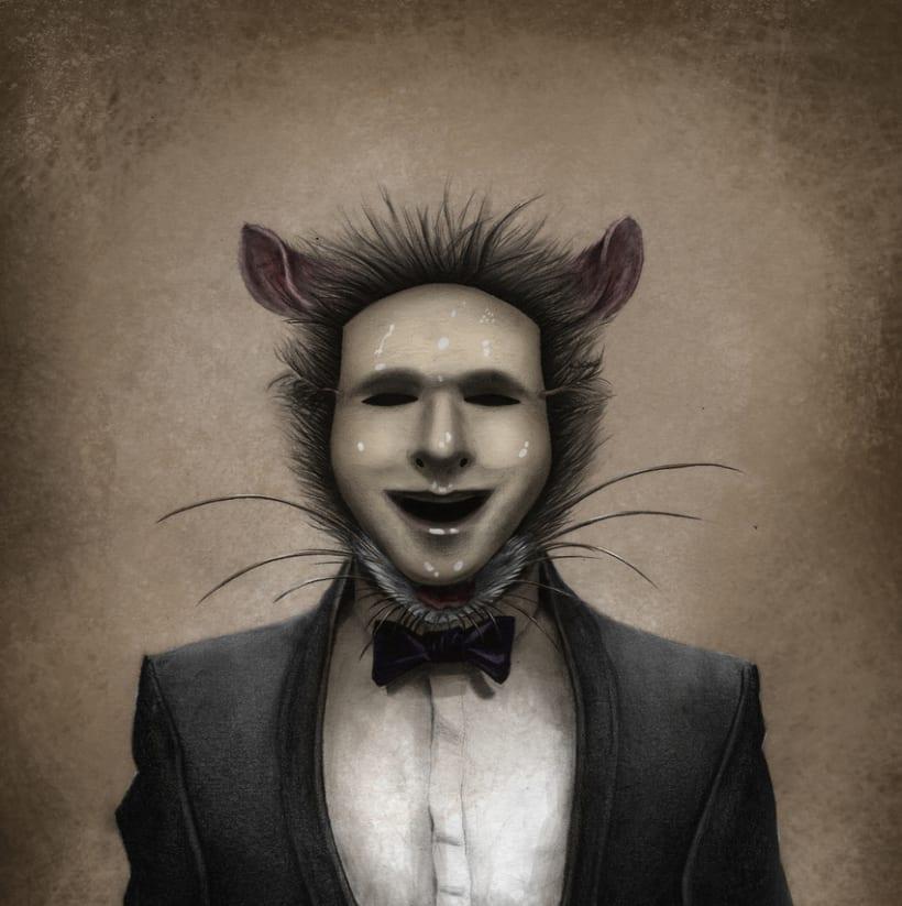 Rata humanizada -1