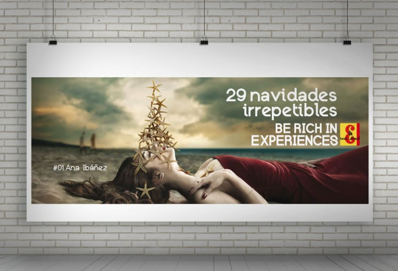 "J&B ""Be rich in experiences"" 2"