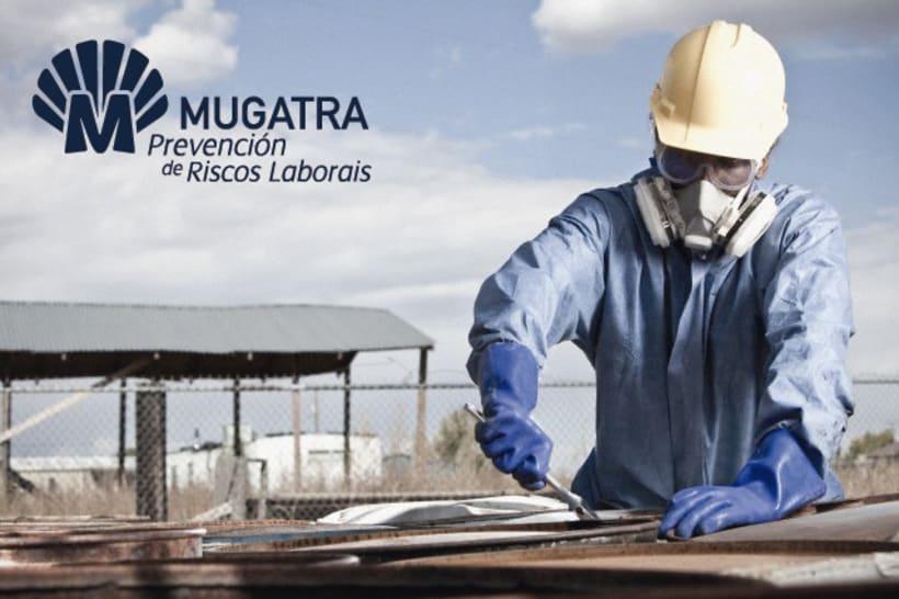 Identidad corporativa de Mugatra 2