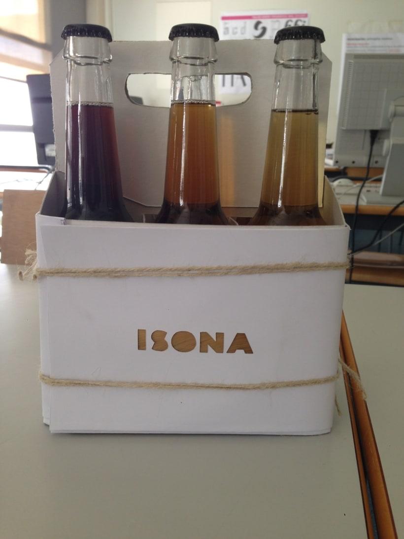 Identidad Corporativa - ISONA 1