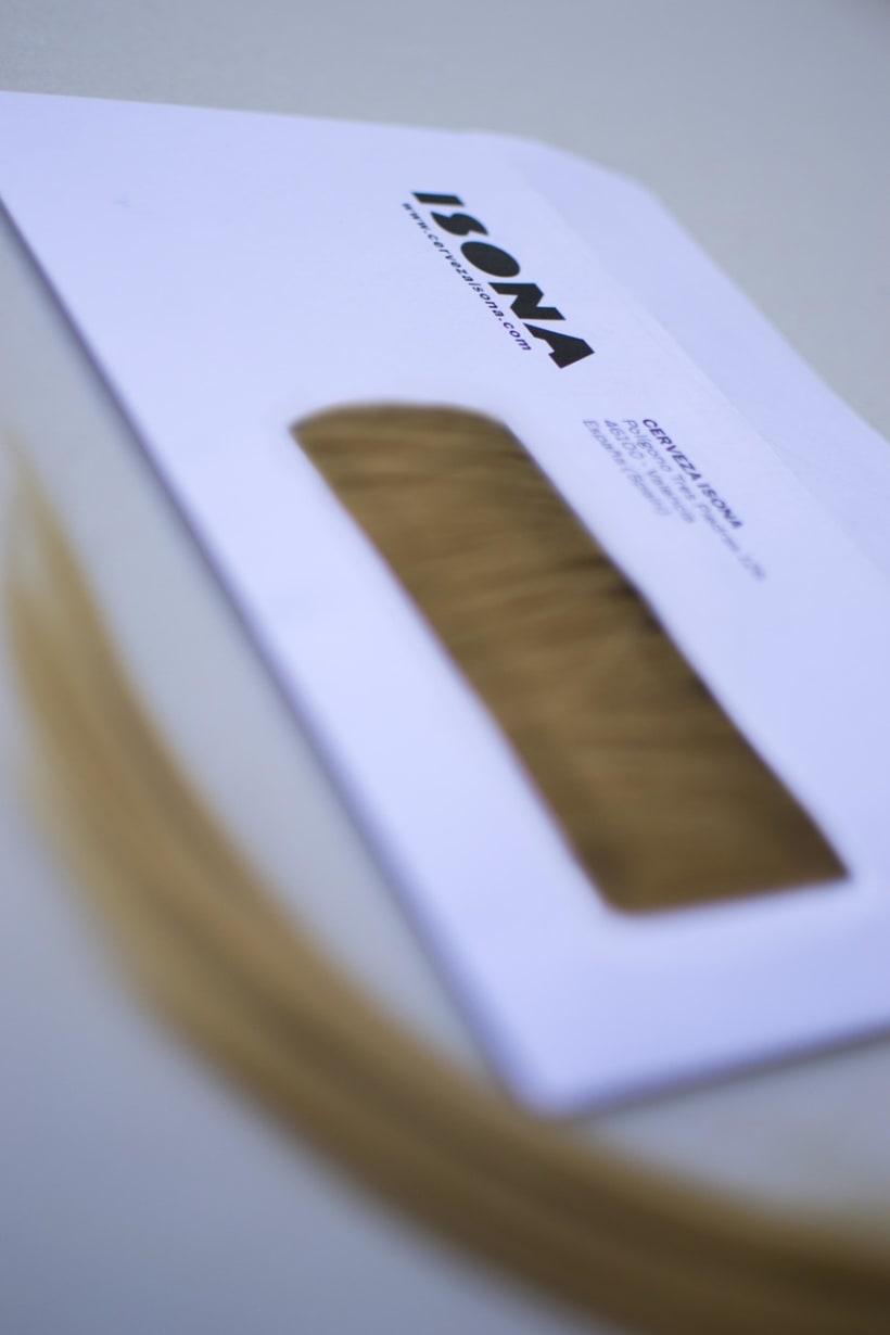 Identidad Corporativa - ISONA 2
