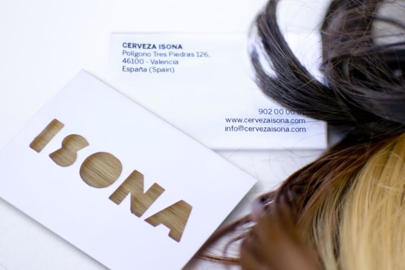 Identidad Corporativa - ISONA 4