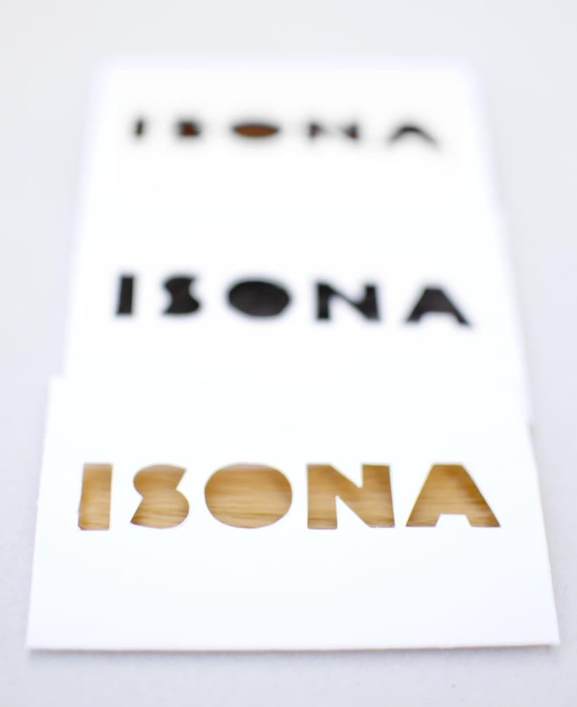 Identidad Corporativa - ISONA 5