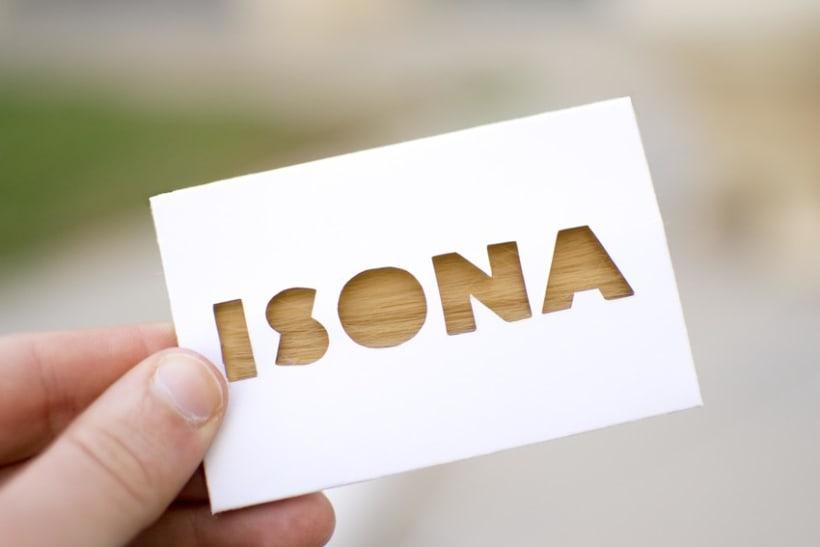 Identidad Corporativa - ISONA 6