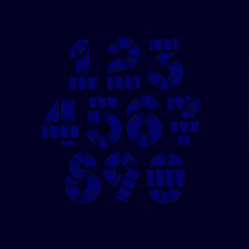 Numerografía Yorokobu 12