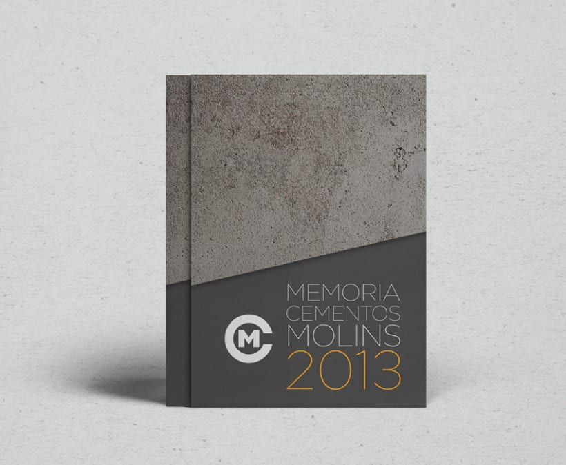 Cementos Molins - Annual Report 2013 0