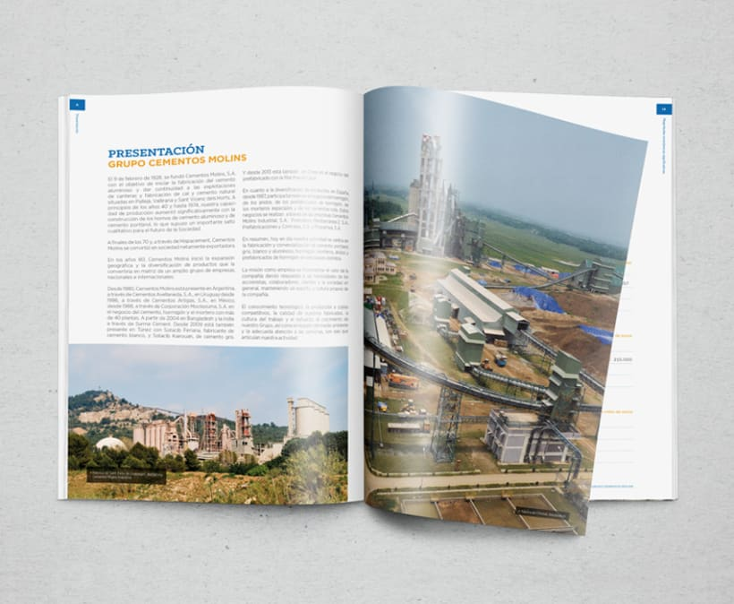 Cementos Molins - Annual Report 2013 1