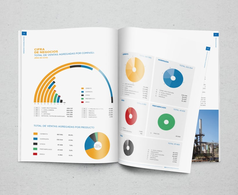 Cementos Molins - Annual Report 2013 2