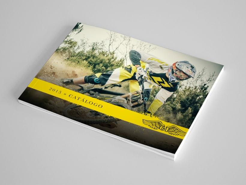 GT Bikes - Dealer book 0