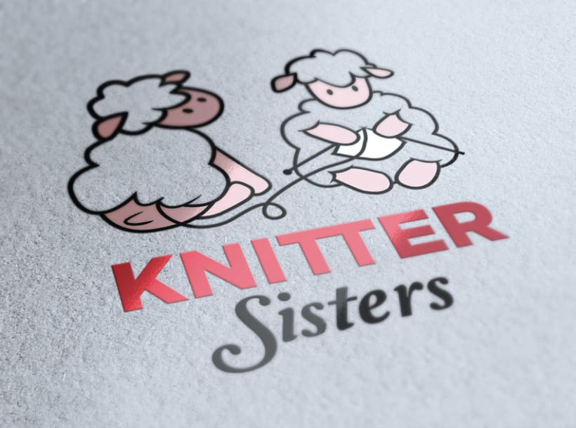 Knitter Sisters 1