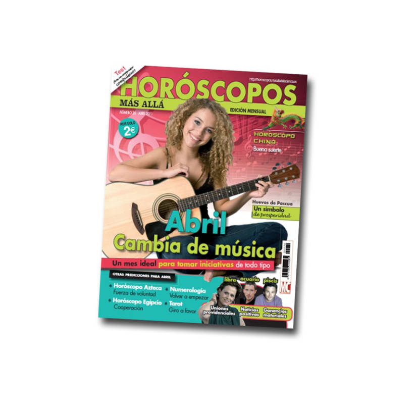 Revista Horóscopos -1
