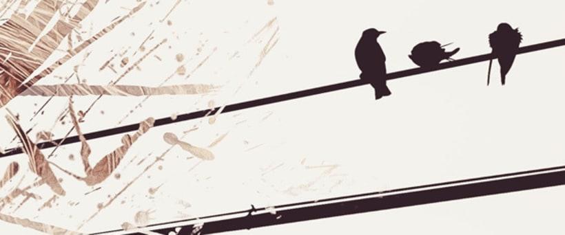 Pájaros en la cabeza 2