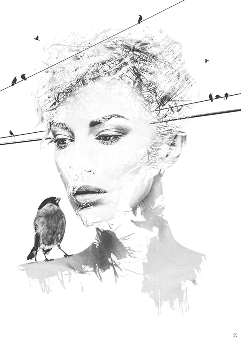 Pájaros en la cabeza 6