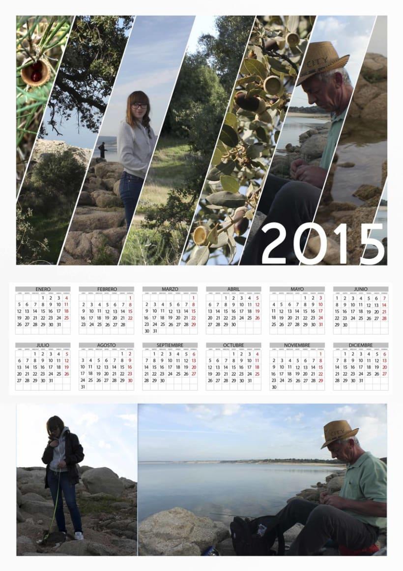 Calendarios 2015 0