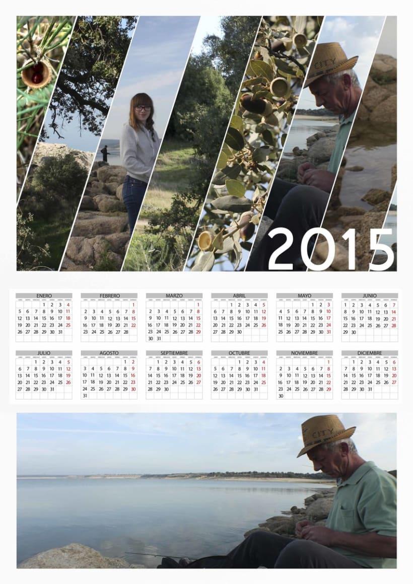 Calendarios 2015 1