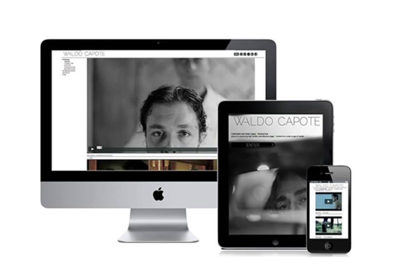 Waldo Capote · Imagen corporativa 4