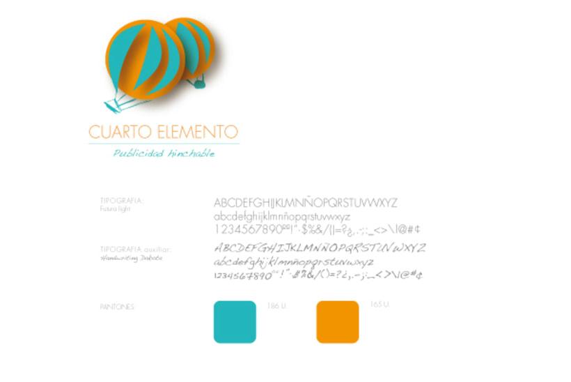 cuarto elemento · identidad corporativa 1