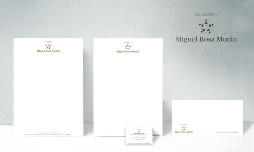 MRM Fundacion · identidad corporativa 2
