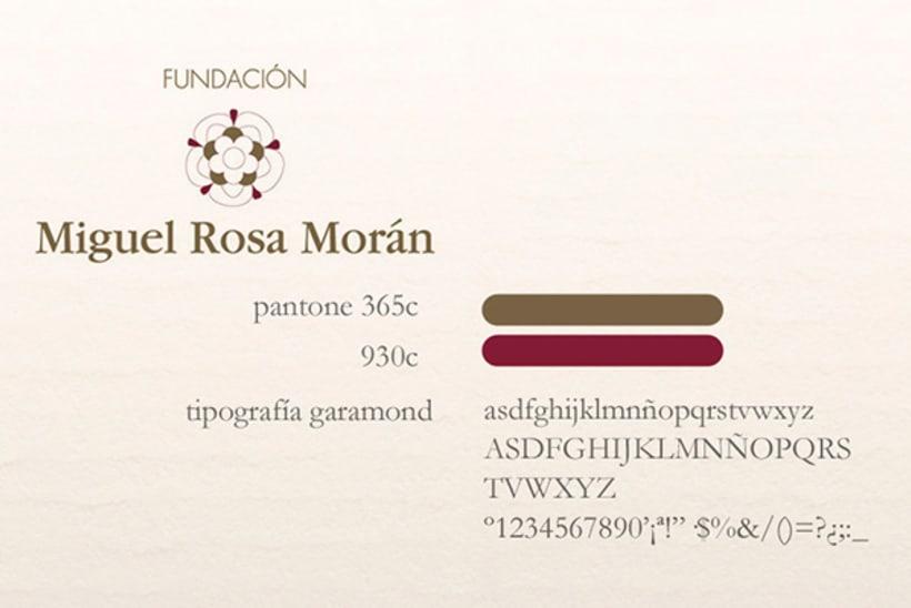MRM Fundacion · identidad corporativa 1