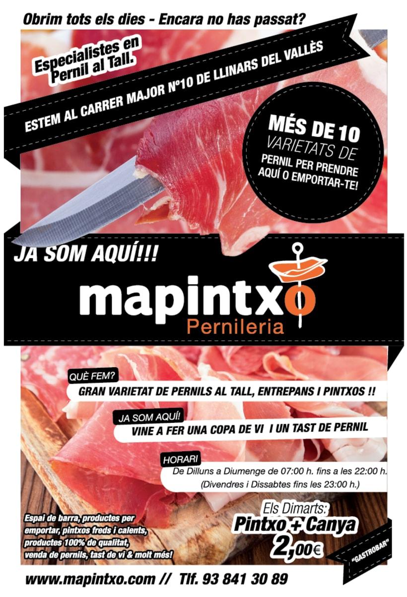 Diseño de Publicidad Mapintxo -1