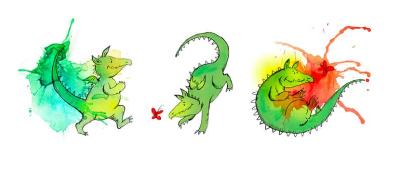 Children's Illustration Ina Böttger 0