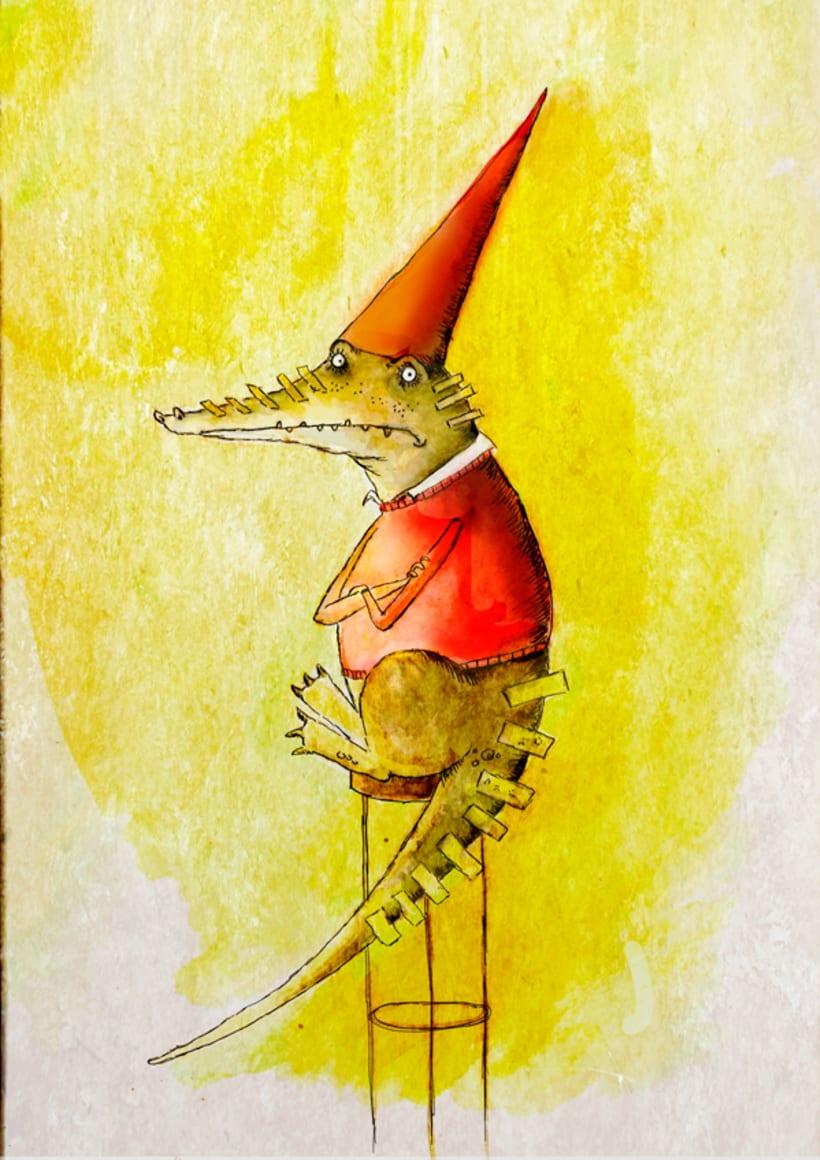 Children's Illustration Ina Böttger 2