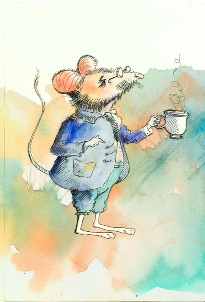 Children's Illustration Ina Böttger 8