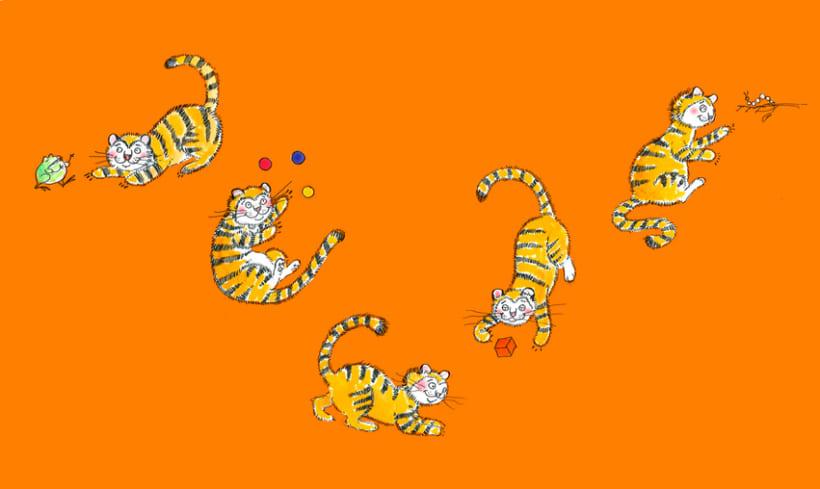 Children's Illustration Ina Böttger 11