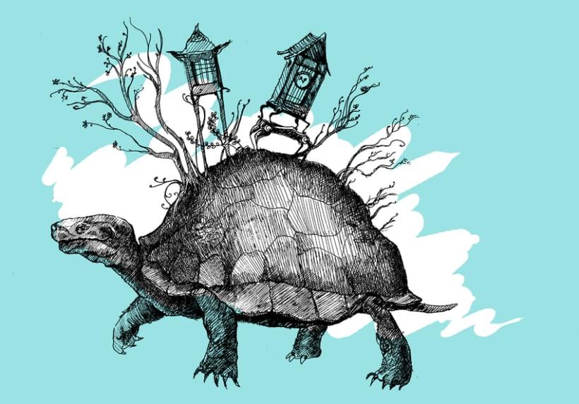 Children's Illustration Ina Böttger 15