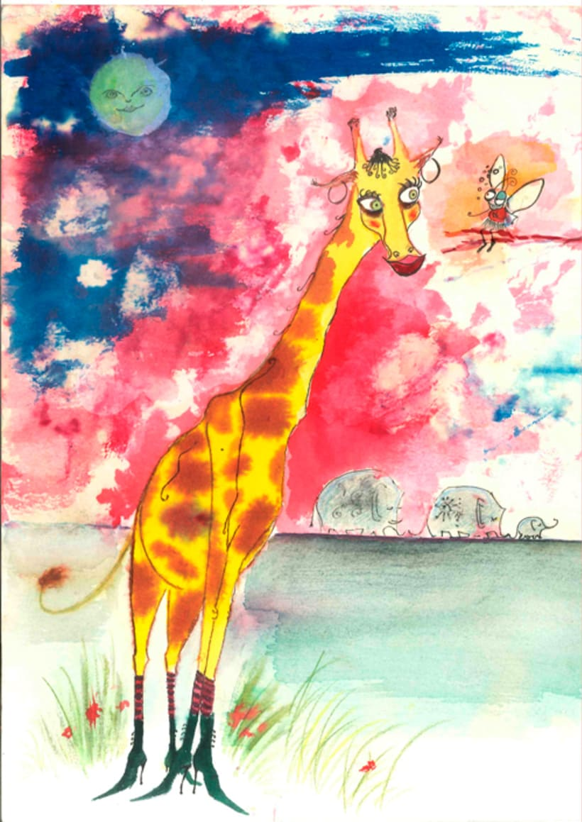 Children's Illustration Ina Böttger 17