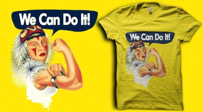 ilustraciones para camisetas 0