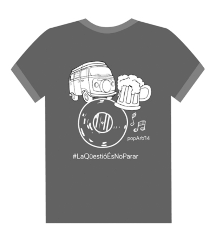 Diseño camiseta 2