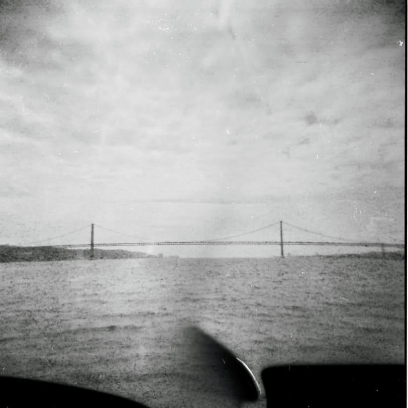 Lisbon B&W (Holga - Lomography) 0
