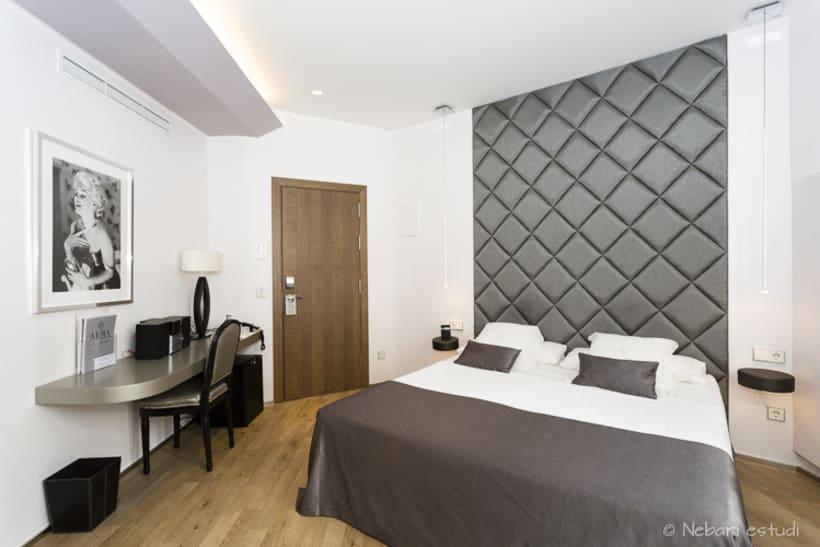 Fotografía interior hotel 1