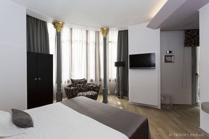 Fotografía interior hotel 2