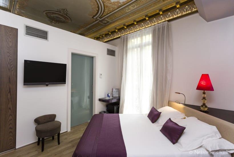 Fotografía interior hotel 7