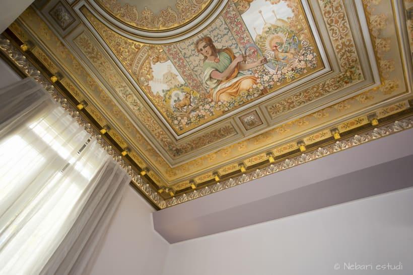 Fotografía interior hotel 8