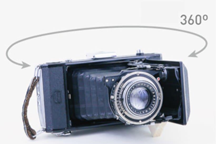 Fotografía 360 grados 1