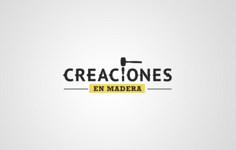 Creaciones en Madera 1