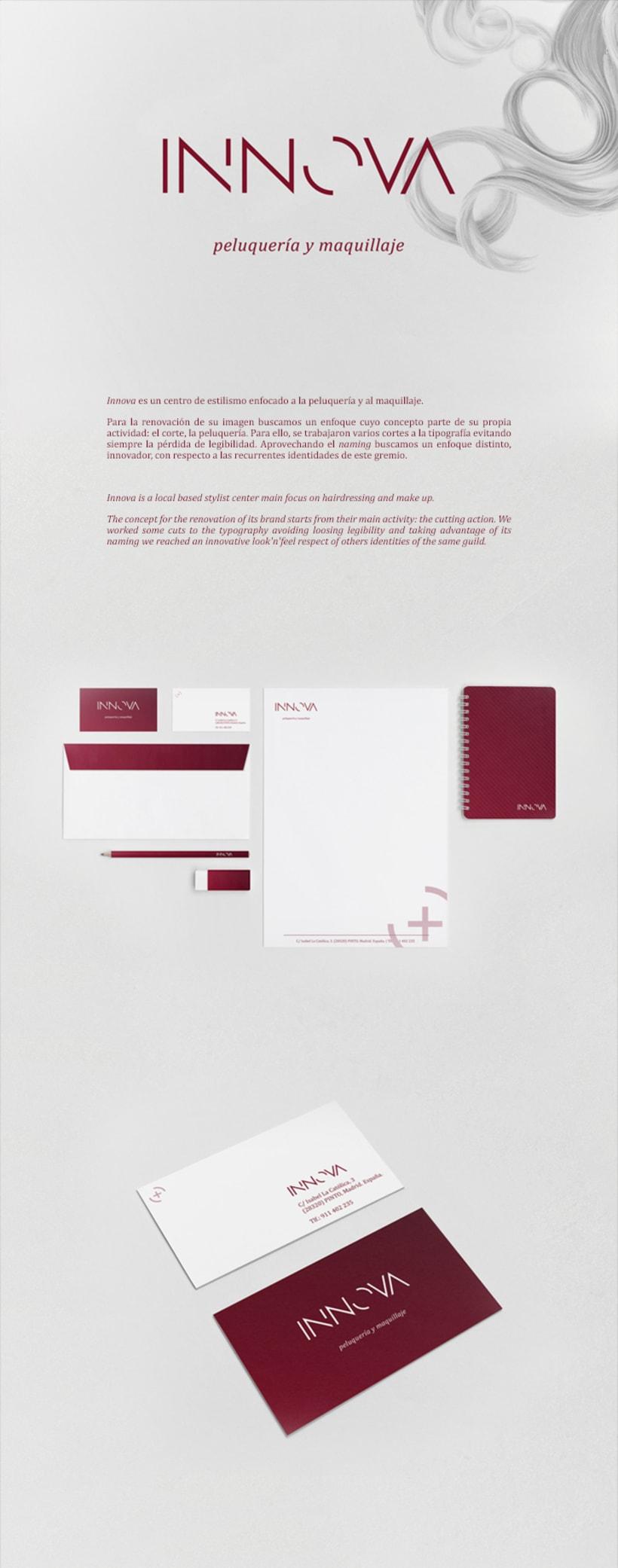 Identidad | INNOVA estilistas 0