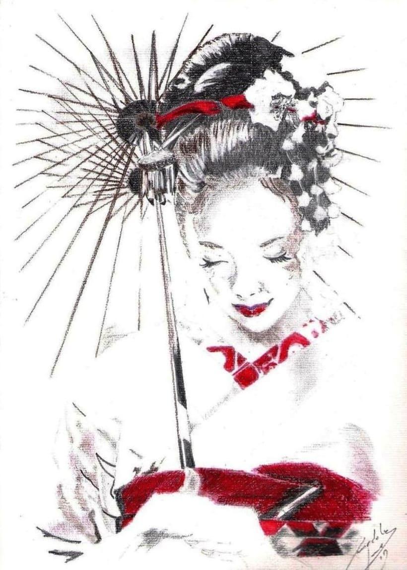 geisha -1