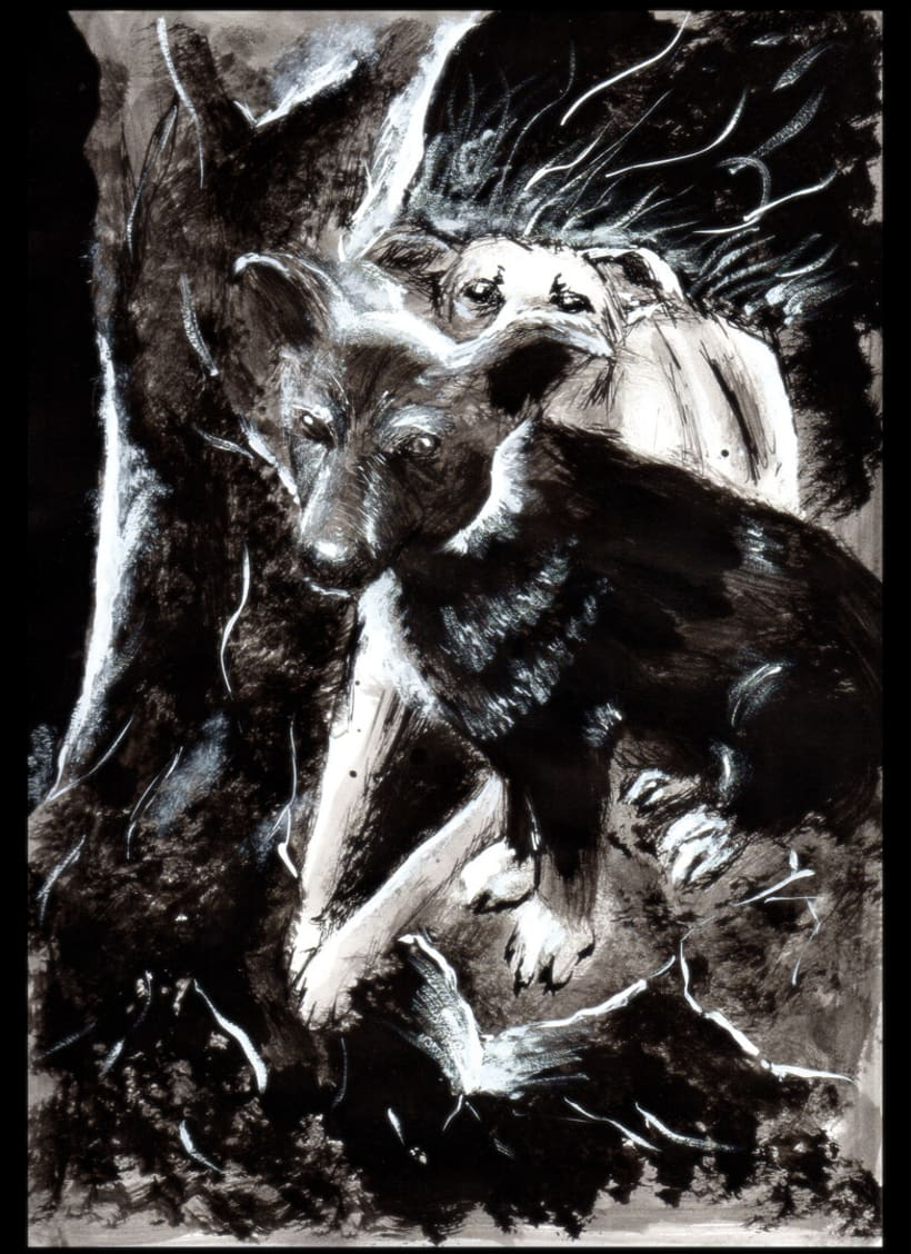 Ink Animals 2