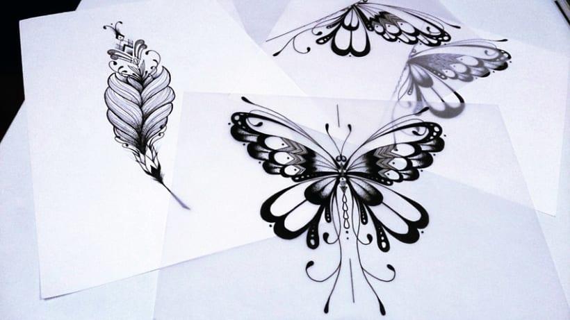 Diseño de tatuajes temporales para Gumtoo 0