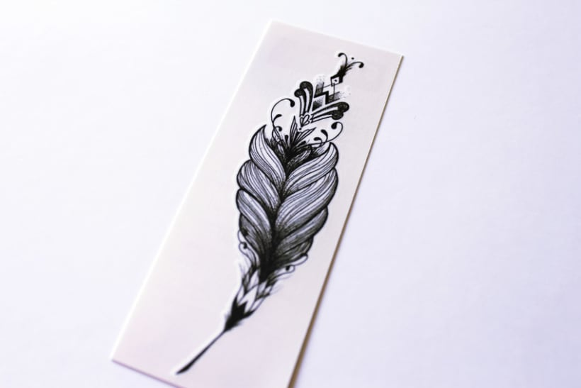 Diseño de tatuajes temporales para Gumtoo 10