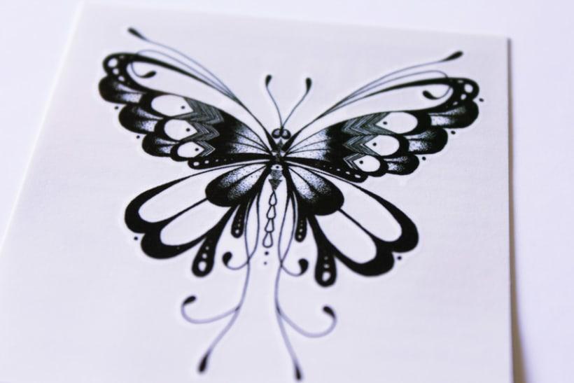 Diseño de tatuajes temporales para Gumtoo 14
