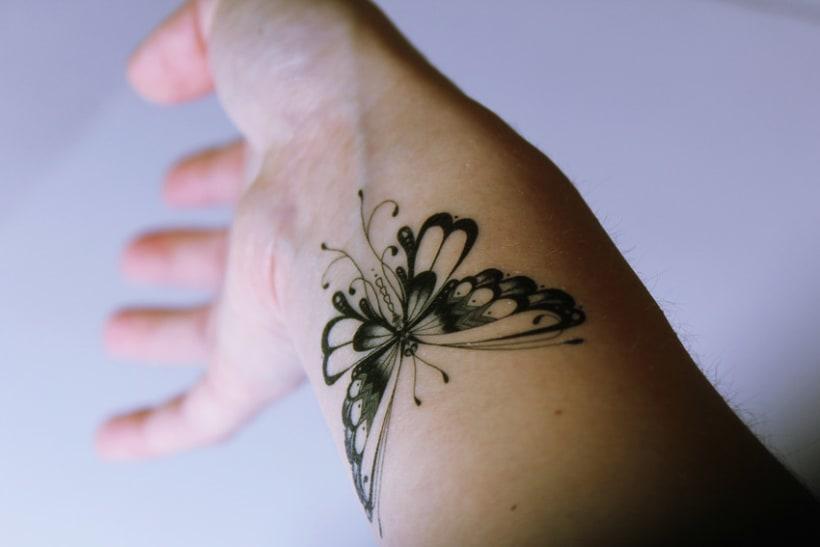 Diseño de tatuajes temporales para Gumtoo 16