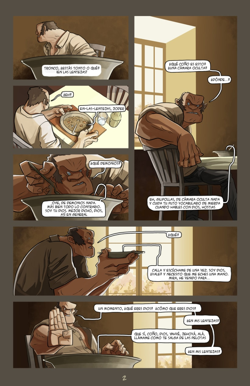 comic omnipresente 1